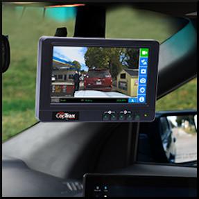 Stalker Radar Coptrax In Car Video