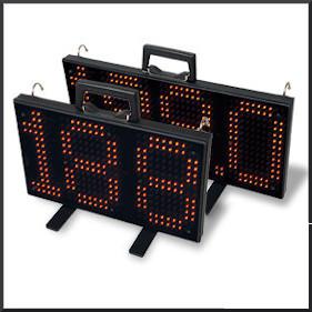 Left Click for LED Displays