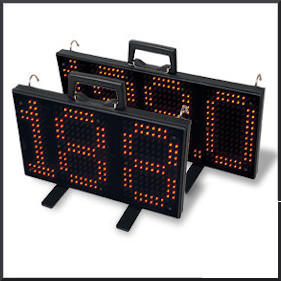 Left click for LED displays
