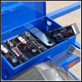 Stalker Radar SAM Batteries