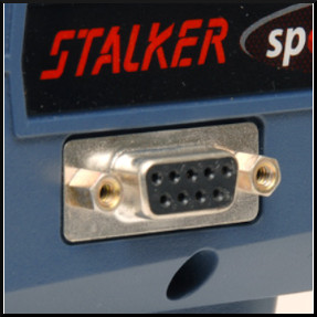 Stalker Radar Sport 2 connector