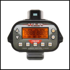 Stalker Radar X-Series Lidar display view