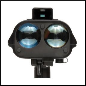 Stalker Radar X-Series Lidar front view